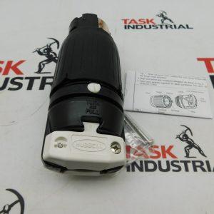 Hubbell CAT No. CS8164C Connector 50A 480VAC 3P 4W