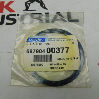 Lovejoy 697904 00377 C1.5 Lock Ring Lot of 2