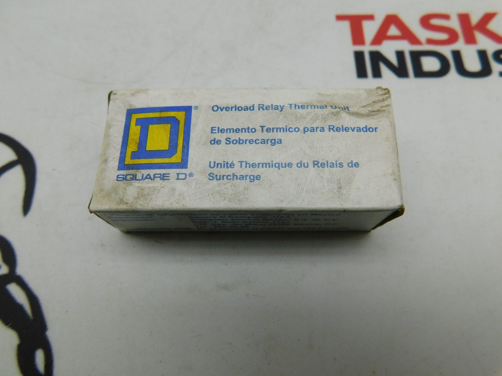Square D B50 Thermal Unit