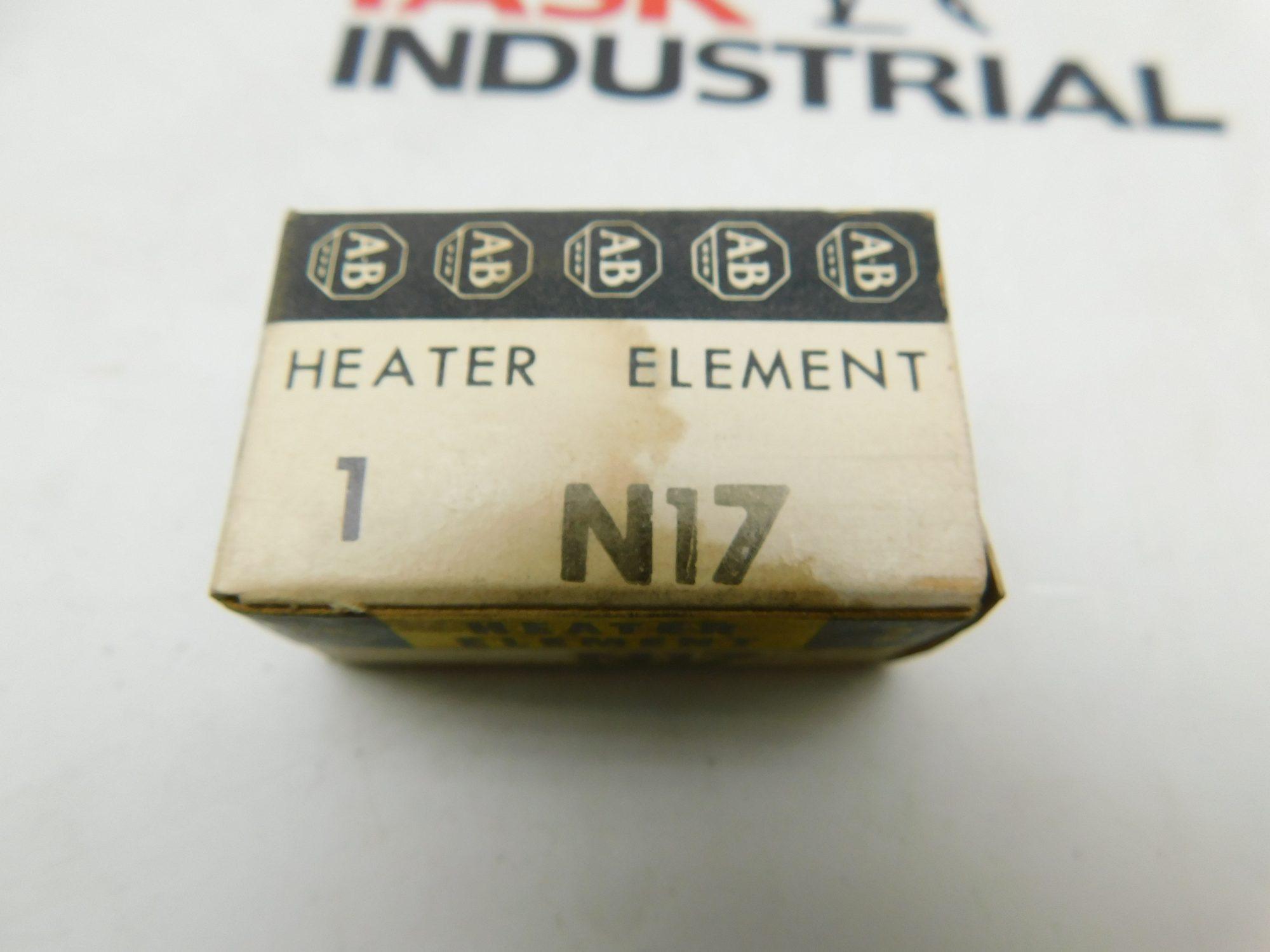 Allen-Bradley N17 Heater Element