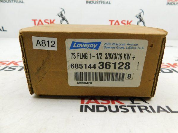Lovejoy 36128 7S FLNG 1-1/2 3/8x3/16 KW 685144