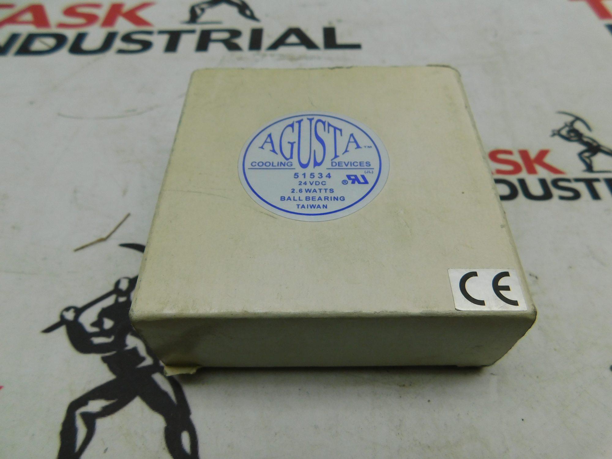 Agusta 51534 24VDC 2.6 Watts Ball Bearing