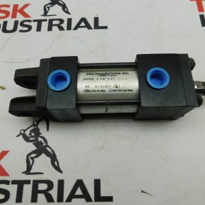 """TRD Manufacturing, INC. S/N 01-21617 (L1), Bore: 1 1/2"""" X 1"""" Pneumatic Cylinder"""