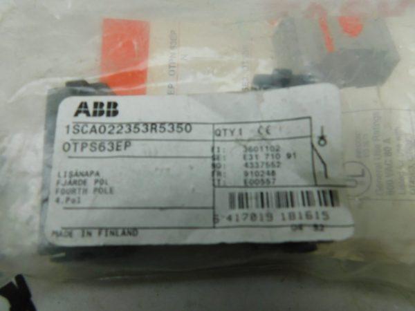 ABB 1SCA022353R5350 Contactor