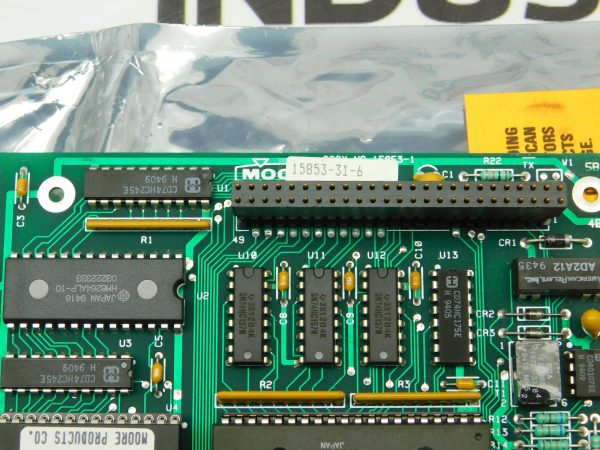 Moore Products Co. 15853-31-6 Control Board
