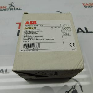 ABB 1SAZ321201R1005 TA75DU-63 Thermal Overload Relay
