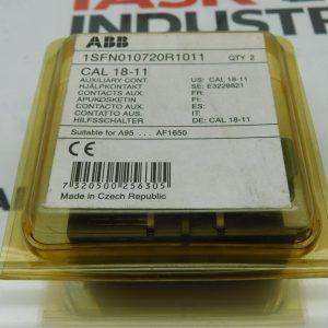ABB 1SFN010720R1011 CAL 18-11 Auxiliary Contact