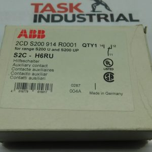 ABB 2CDS200914R0001 S2C-H6RU Auxiliary Contact