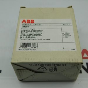 ABB 1SAZ401110R0001 DB200 Single Mounting Kit