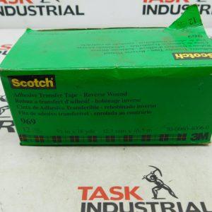 Scotch Adhesive Transfer Tape 969 (Box of 9)