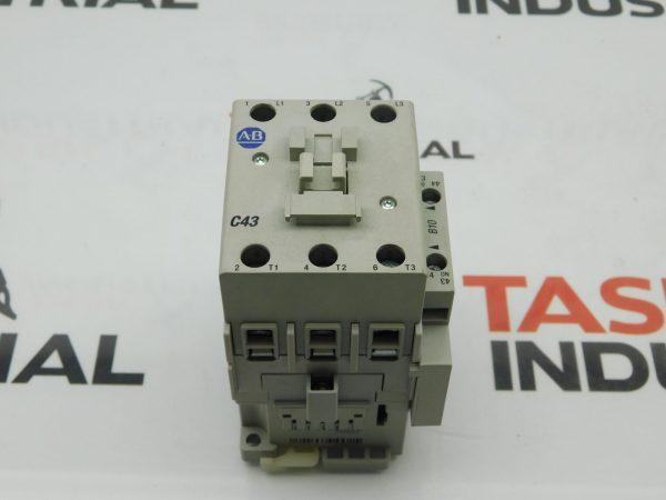 Allen-Bradley CAT No. 100-C43C10 Series A Contactor
