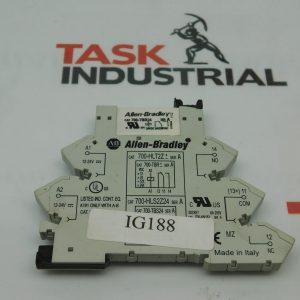 Allen-Bradley CAT No. 700-HLT2Z Series A Terminal Block