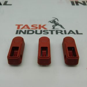ABB OHRS2 Direct Mount Handle Red Pack of 3