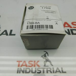 Allen-Bradley CAT No. 1769-BA Series A PLC Battery.