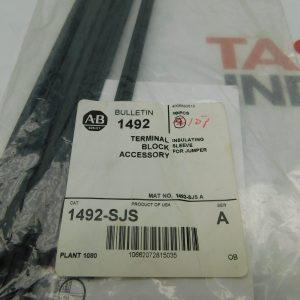 Allen-Bradley CAT No. 1492-SJS /A Insulating Sleeve Series A