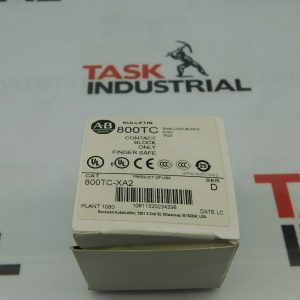 Allen-Bradley CAT No. 800TC-XA2 Series D Contact Block