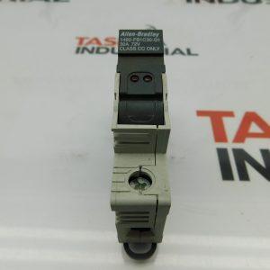 Allen-Bradley CAT No. 1492-FB1C30-D1 30A 72V Fuse Holder