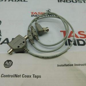Allen-Bradley CAT No. 1786TPR Coax Cable