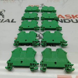 Allen-Bradley CAT No. 1492-J3G Terminal Blocks