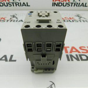 Allen-Bradley CAT No. 100-C40*200 Series A Contactor