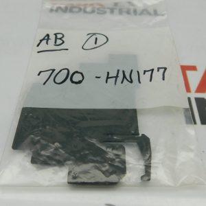 Allen-Bradley CAT No. 700-HN177 End Barrier
