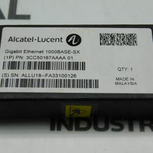 Alcatel Lucent P/N 3CC50167AAAA 01 Gigabit Ethernet 1000BASE-SX SEALED