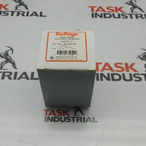 "DuPage Hose Clamp B16HS Worm Gear Stainless Steel Band 2 Boxes of 10 11/16"" - 1 1/2"""