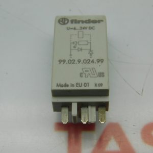 Finder Relay 99.02.9.024.99 LED Indicator and Diode Module