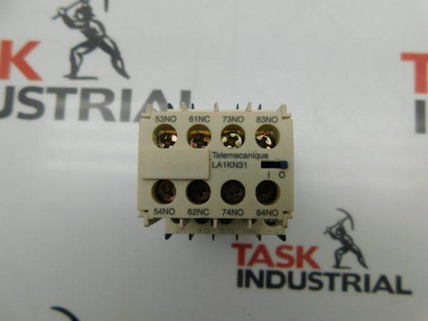 Telemecanique LA1KN31 LP1K0910BD3 Contactor 24V