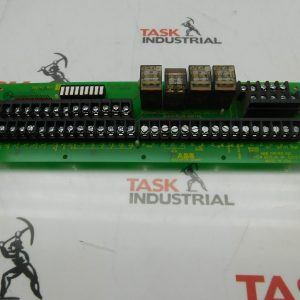 ABB ASEA Brown Boveri 380742 Terminal Circuit Board Rev G