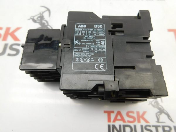 ABB B30-30-22 Auxiliary Contactor
