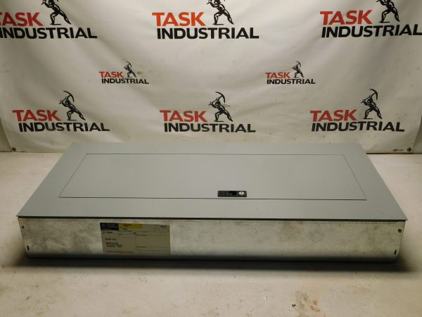 GE Breaker Panel Cover AF43S AQF3422ABX 208Y/120 VAC 225 Amp 3 Phase Indoor Panelboard