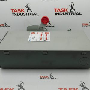 Eaton Cutler Hammer DH363NRK Heavy Duty Safety Switch 100 Amp 600 V Fusible 3R