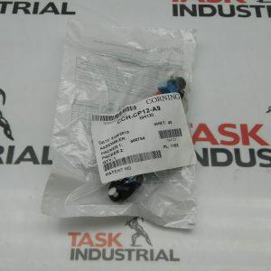Corning OS2 Fiber Adapter CCH-CP12-A9 Coupler Panel 6 Duplex LC Ports (12)