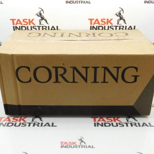 Corning WCH-02P Cable Systems Wall Mount Fiber Optic Connector Housing Enclosure SEALED