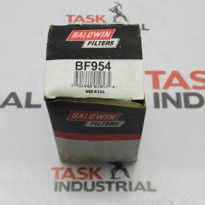 Baldwin BF954 Heavy Duty Diesel Fuel Filter Spin-On Type Lot of 3