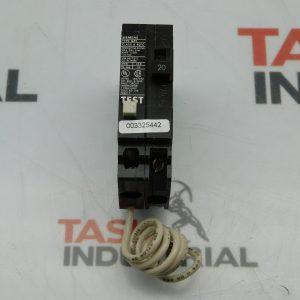 Siemens QPF QPF120 20A 1-Pole GFCI Circuit Breaker