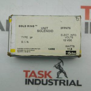 Parker Solenoid Valve Coil 3FPH75