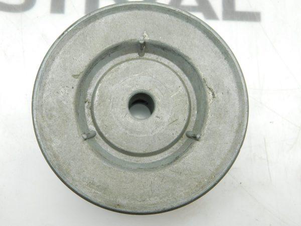 "Congress Drives CA0300X037 (3LC07) 3/8"" Fixed Bore 1 Groove V-Belt Pulley OD:3.00"""