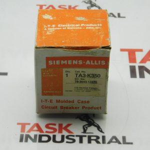 I-T-E Siemens TA3-K350 Pressure Terminal Wire Block
