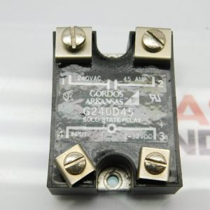 Crouzet Gordos G240D45 Solid State Relay