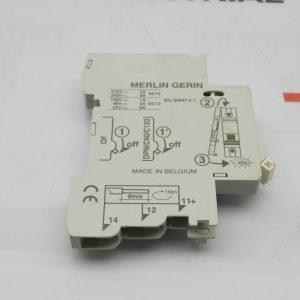 Merlin Gerin IEC 60947-5-1 Contact