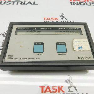 Power Measurement LTD. P376 3300 ACM Display Module