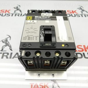 Square D FAL3600712M 7AMP Circuit Breaker