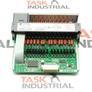 Allen-Bradley CAT No. 1746-OA16 Series D SLC 500 Output Module