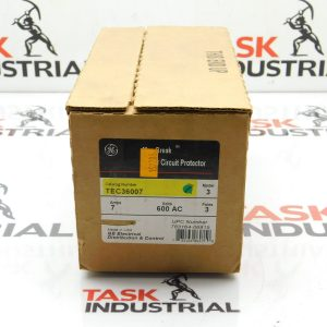 GE TEC36007 7AMP 600VAC 3 Pole Circuit Protector