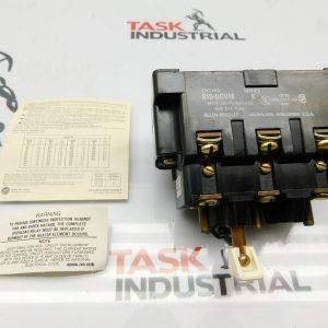 Allen-Bradley CAT No, 815-B0V16 Series K 600VAC Relay