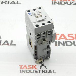 Allen-Bradley CAT No, 100-C30Z*00 Series C Contactor