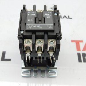 Eaton C25DNF340 Series E1 Contactor